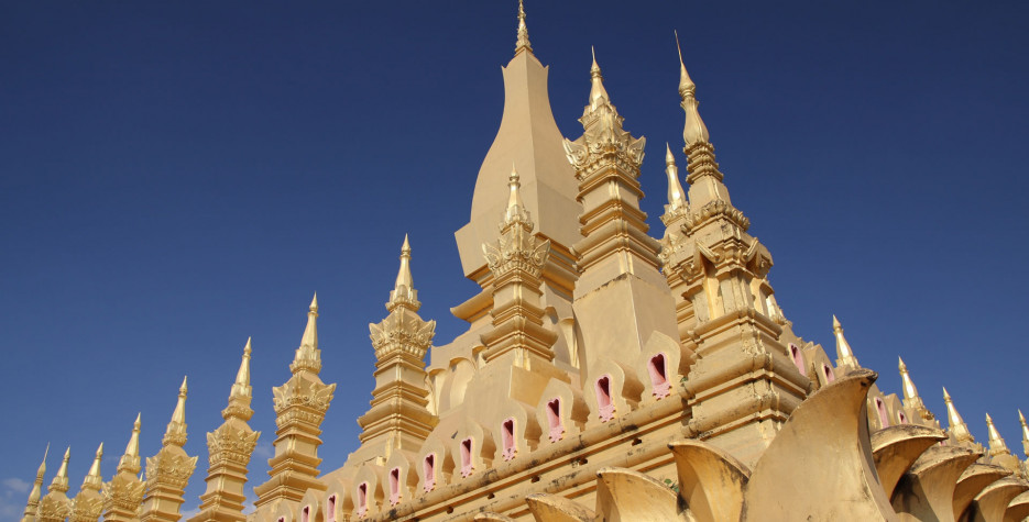That Luang Festival (in lieu) in Lao in 2020