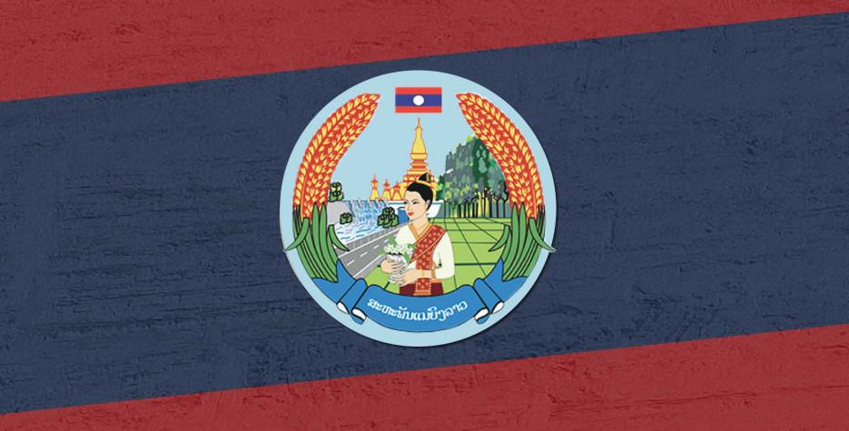 Women's Union Establishment Day in Lao in 2020