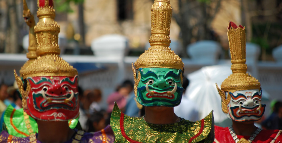 Lao New Year in Lao in 2020