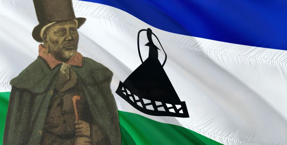 Moshoeshoe I's Day in Lesotho in 2020
