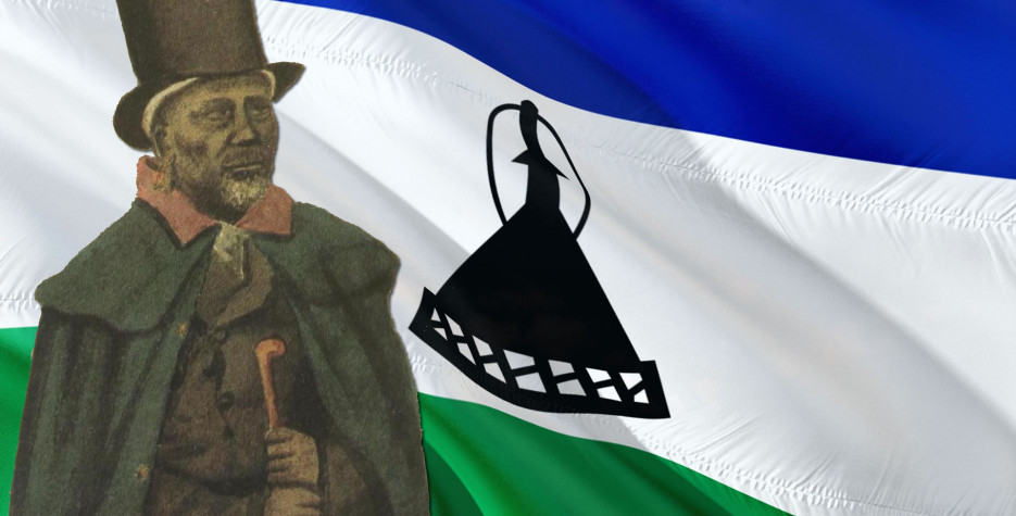 Moshoeshoe I's Day in Lesotho in 2021