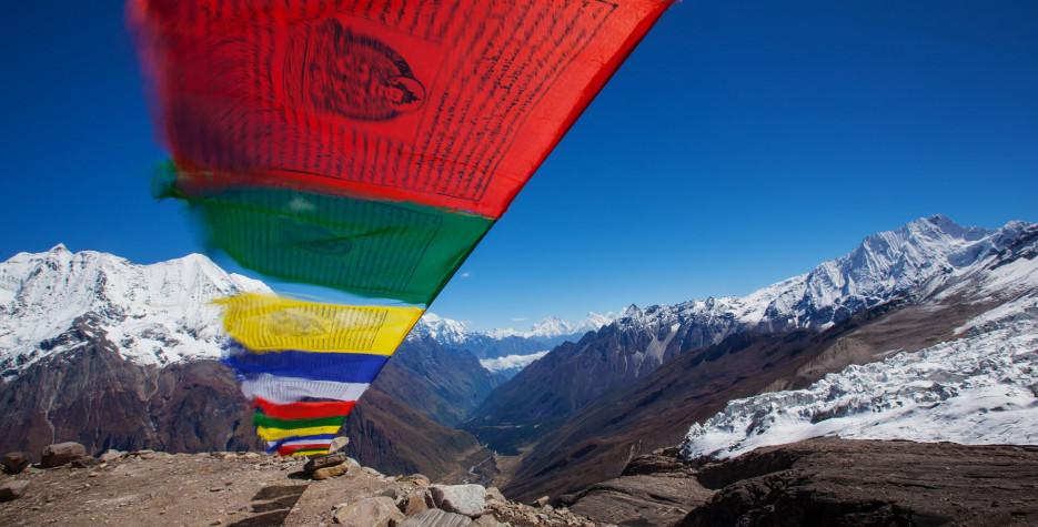 Sonam Lochhar in Sikkim in 2021