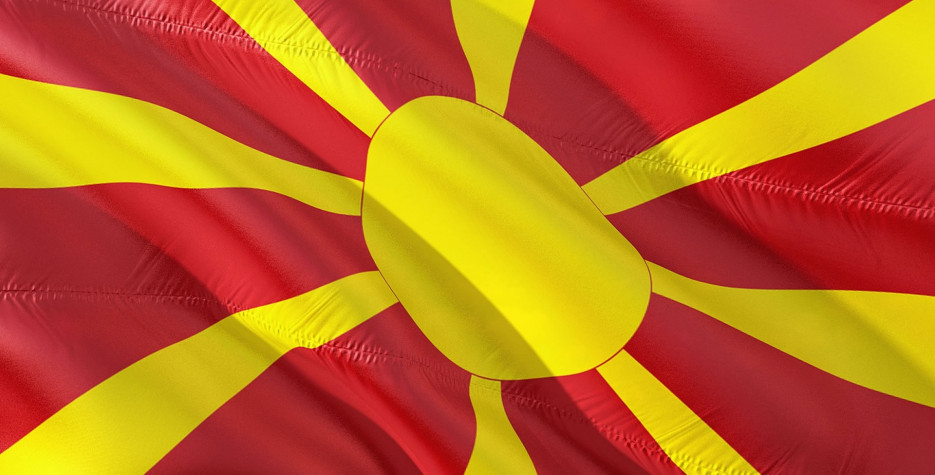 Revolution Day in North Macedonia in 2021