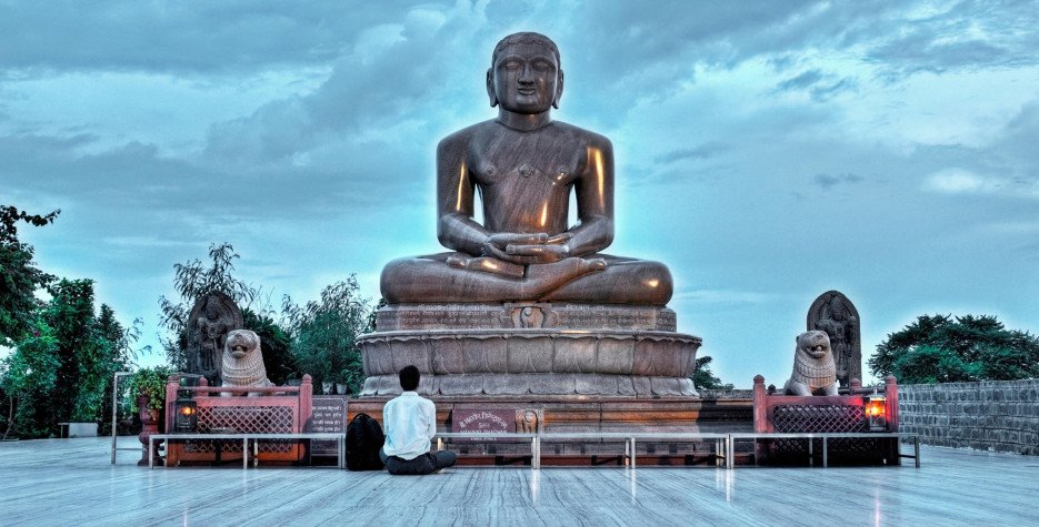 Mahavir Jayanti in Delhi in 2020