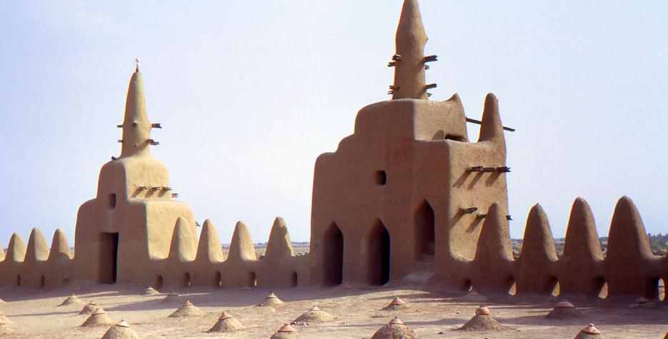 Prophet's Baptism in Mali in 2019