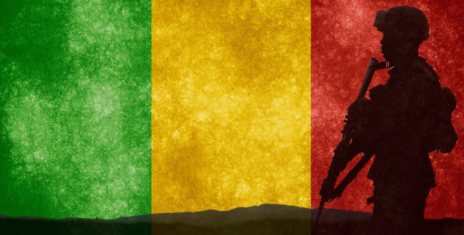 Army Day in Mali in 2021