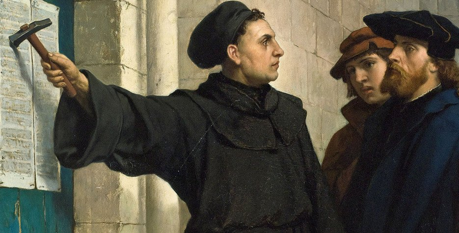 Reformation Day in Slovenia in 2020