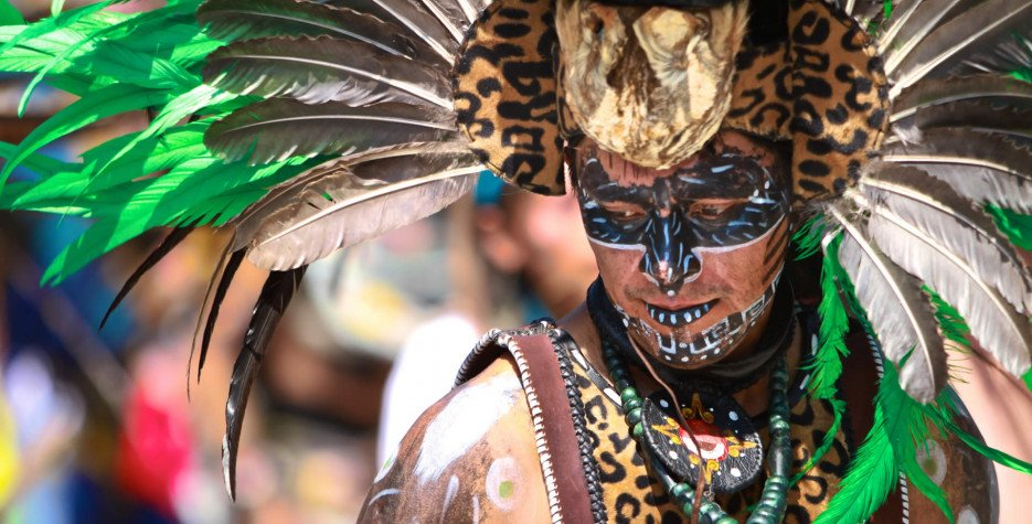 Day of the Pluricultural Nation in Mexico in 2022
