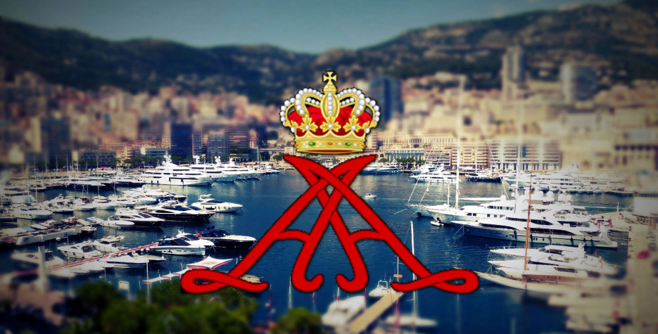 H.S.H. the Sovereign Prince's Day in Monaco in 2020