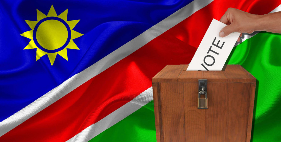 Namibia Elections in Namibia in 2020