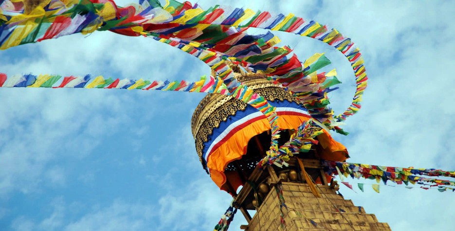 Buddha Jayanti in Nepal in 2020