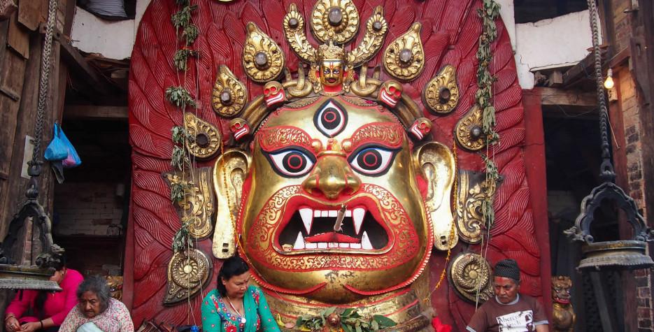Indra Jatra around the world in 2021