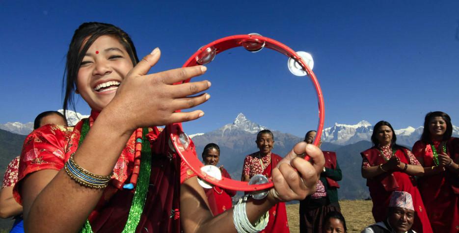 Sonam Losar in Nepal in 2020