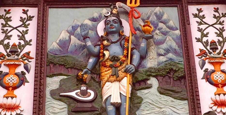Maha Shivaratri in Nepal in 2021