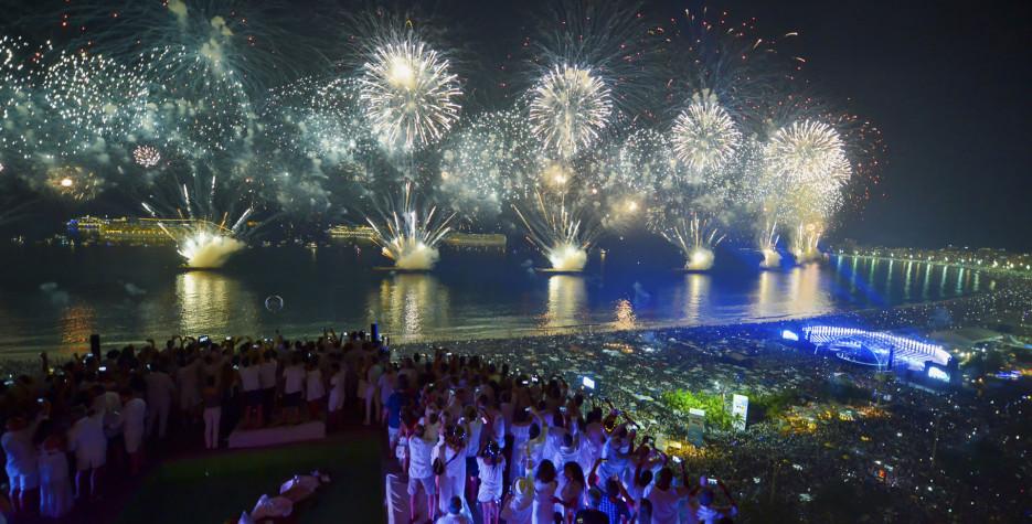 New Year's Day in Brazil in 2021