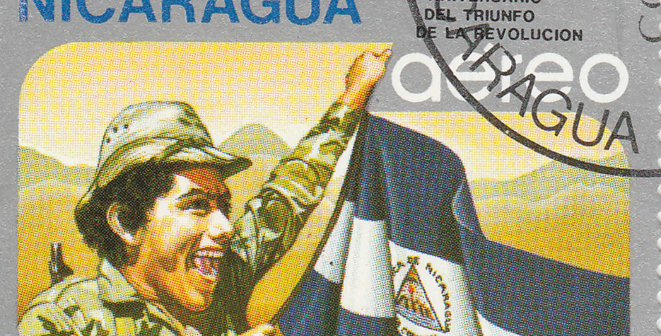 The Sandinista Revolution Day in Nicaragua in 2020