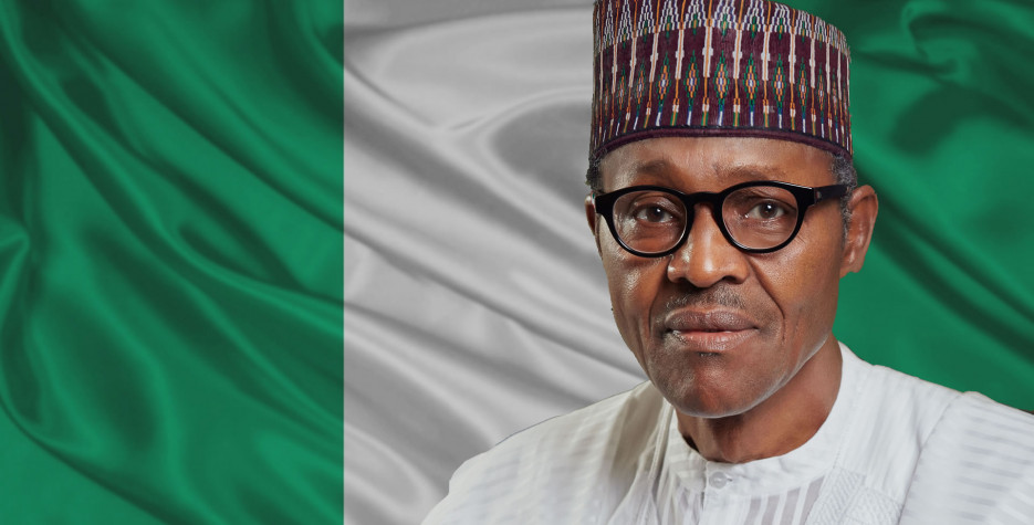 Nigerian Presidential Inauguration Day around the world in 2020