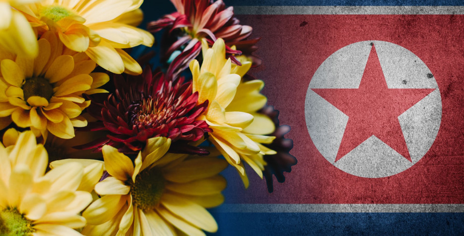 Mother's Day in North Korea in 2021
