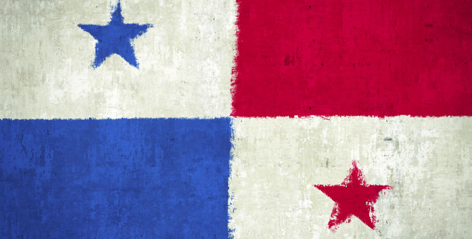 Flag Day in Panama in 2019