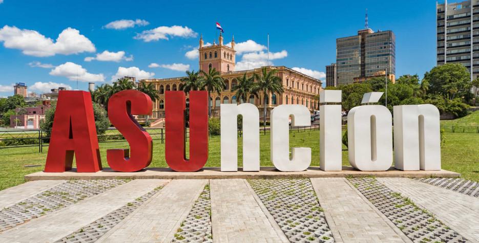 Founding of Asunción in Paraguay in 2022