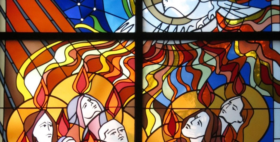 Pentecost Sunday in Sweden in 2021