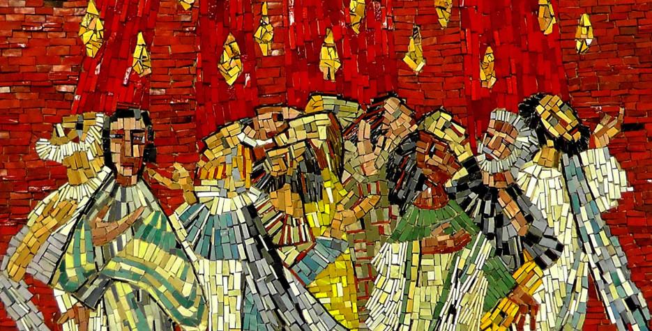Pentecost Sunday in Poland in 2022
