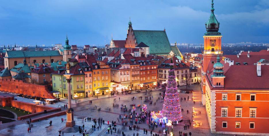 Christmas Day in Poland in 2021