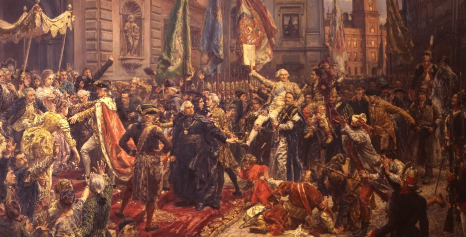 Constitution Day in Poland in 2020