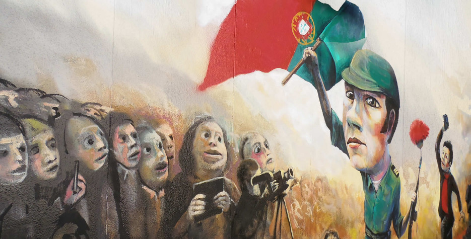 Freedom Day in Portugal in 2020