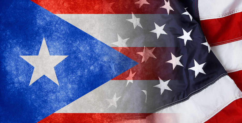 American Citizenship day in Puerto Rico in 2020