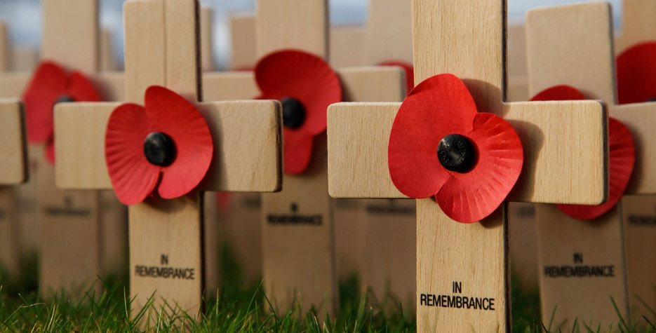 Canadian Remembrance Day around the world in 2020