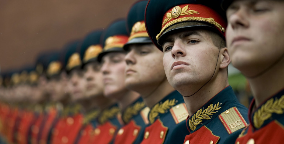 Defence of the Fatherland Day in Russia in 2020