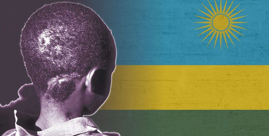 Genocide against the Tutsi Memorial Day in Rwanda in 2020