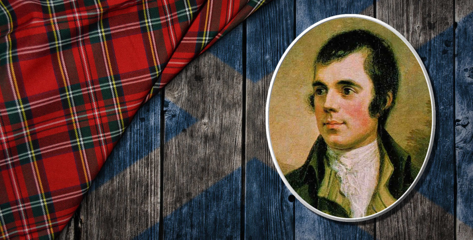 Burns Night in Scotland in 2022