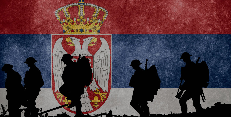 Armistice Day in Serbia in 2020