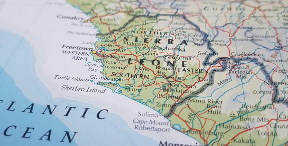 Sierra Leone 2019