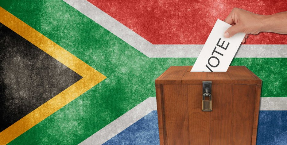 South Africa General Elections in South Africa in 2020