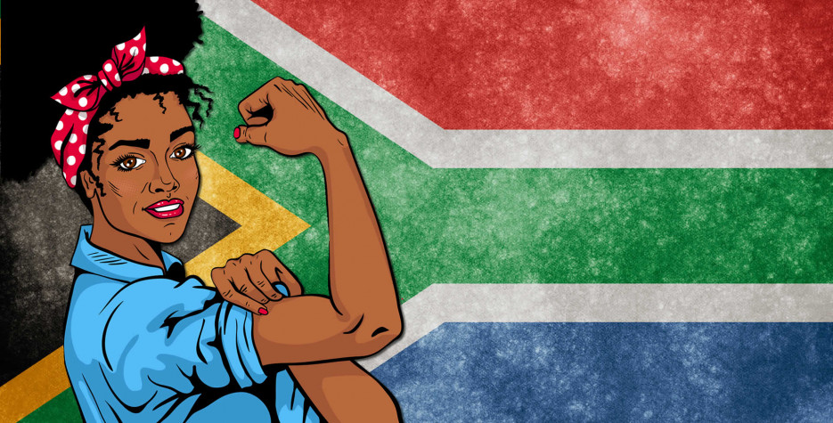 National Women's Day in South Africa in 2020