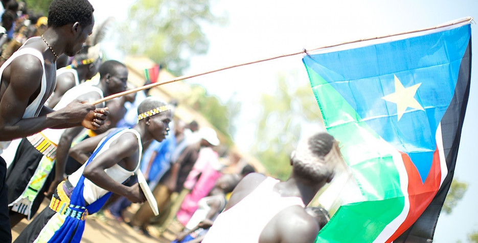South Sudan Independence Day around the world in 2021