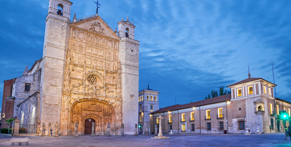 Saint Peter de Regalado in Castile and León in 2020