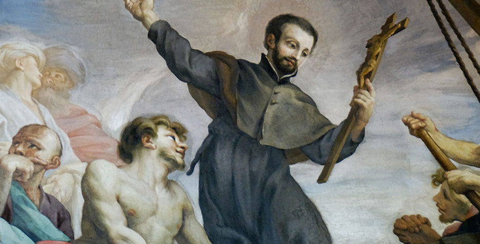 Feast of St. Francis Xavier in Navarra in 2020