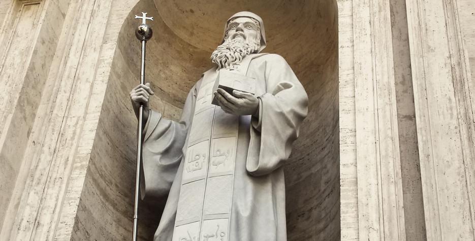 St. Maroun Day in Lebanon in 2020