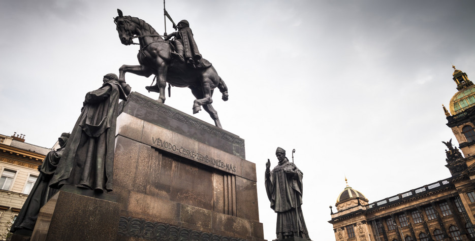 St. Wenceslas Day in Czech Republic in 2019