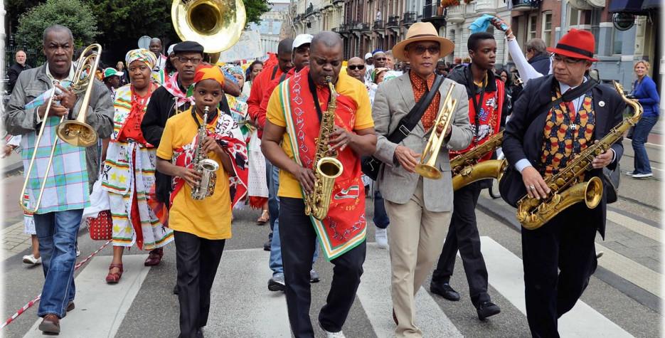 Emancipation Day in Sint Eustatius in 2020
