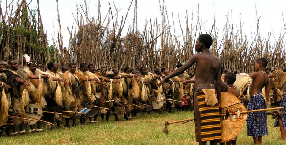 Incwala Day in Eswatini in 2021