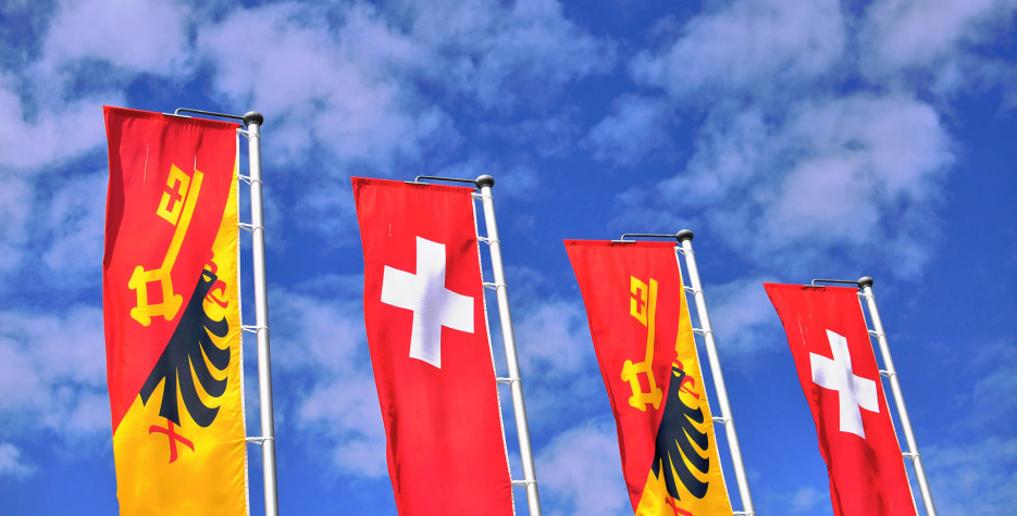 Restoration Day in Geneva in 2019