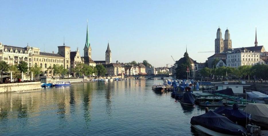 Zurich 2016