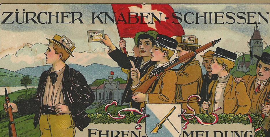 Knabenschiessen in Switzerland in 2022