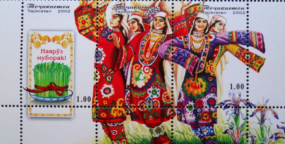 Navruz in Tajikistan in 2020