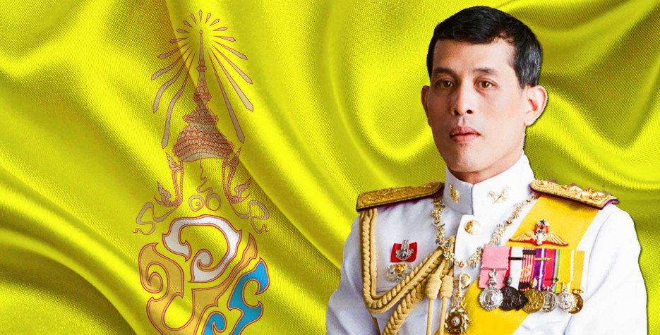 H.M. King's Coronation in Thailand in 2022